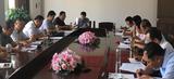 督导室举行素质教育督导对接工作会议